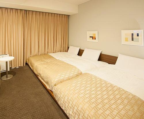格拉斯麗札幌酒店(Hotel Gracery Sapporo)女士雙床房A