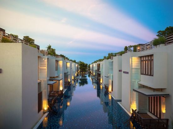 華欣阿爾弗里斯科露天海景度假酒店(Let's Sea Hua Hin Al Fresco Resort)外觀