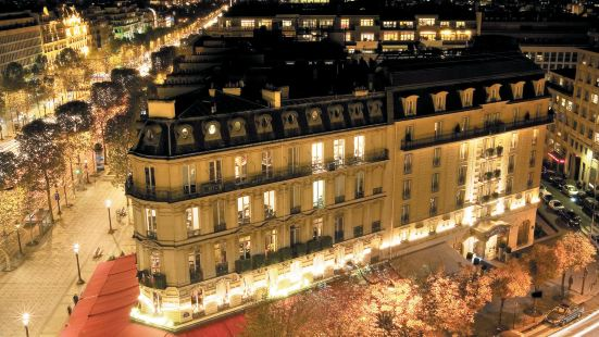 Fouquet's Paris Hotel