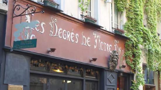 Hôtel les Degrés de Notre Dame