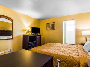 伊克諾旅館薩克拉門托會議中心酒店(Econo Lodge Sacramento Convention Center)