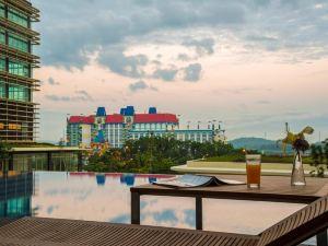 新山依斯干達布蒂理薩默塞特美迪尼酒店(Somerset Medini Iskandar Puteri Johor)