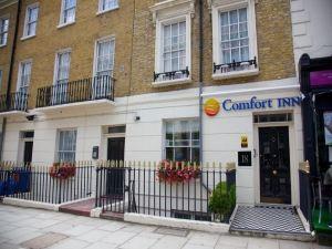 維多利亞舒適酒店(Comfort Inn Victoria London)