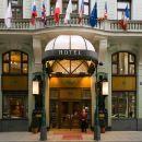 布拉格新藝術風格宮殿酒店(Art Nouveau Palace Hotel Prague)
