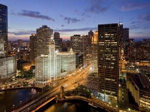 芝加哥凱悅酒店(Hyatt Regency Chicago)