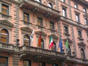 羅馬環球貝斯特韋斯特優質酒店(Best Western Plus Hotel Universo Rome)