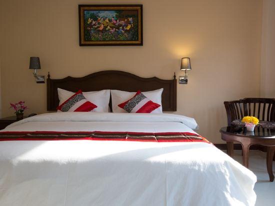 暹羅特瑞酒店(True Siam Rangnam Hotel)高級房