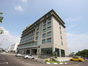 新山珀斯酒店(Perth Hotel Johor Bahru)