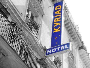 基里亞德意大利格貝林十三酒店(Kyriad Hotel XIII Italie Gobelins)