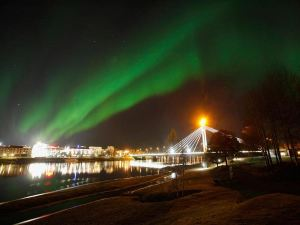 烏拿斯瓦小木屋拉普蘭酒店(Lapland Hotels Ounasvaara Chalets)
