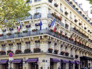 巴黎索菲特巴爾的摩埃菲爾鐵塔酒店