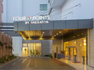 齊普爾城市廣場福朋喜來登酒店(Four Points by Sheraton Jaipur, City Square)