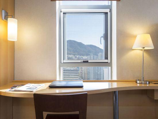 宜必思大使釜山城市中心酒店(Ibis Ambassador Busan City Centre)標準房
