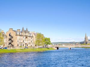 貝斯特韋斯特宮殿溫泉酒店(Best Western Inverness Palace Hotel & Spa)