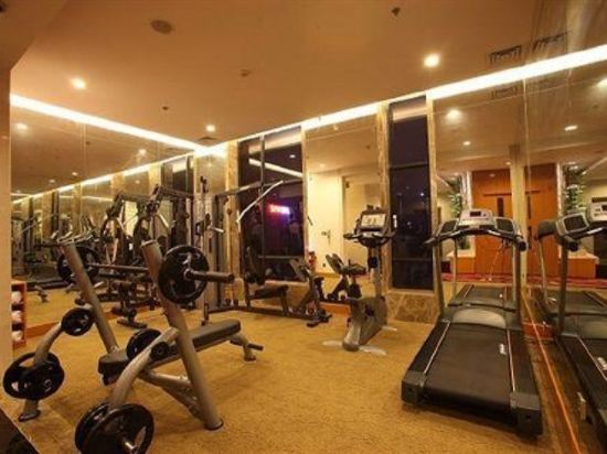 輝煌酒店(Brilliant Hotel)健身房