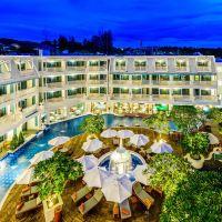卡倫海灘安達曼海景酒店酒店預訂