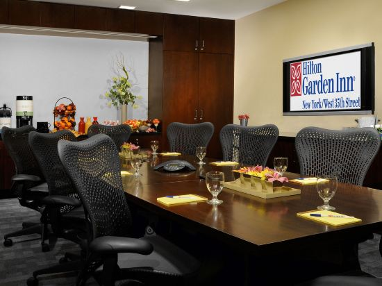 Hilton Garden Inn West 35th Street Hotel reviews Room rates and