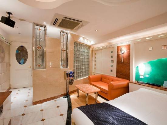 新宿歌舞伎町J-MEX酒店及水療中心(僅限成人入住)