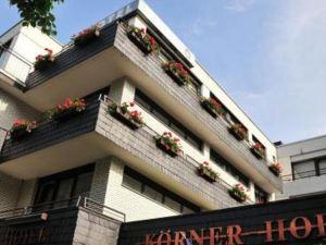 科奈爾阿卡森特酒店(Akzent Hotel Körner Hof)