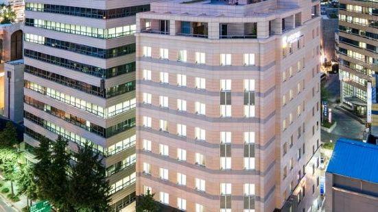 鍾路區艾文垂酒店 - 明洞