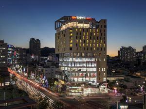 宜必思大使釜山城市中心酒店