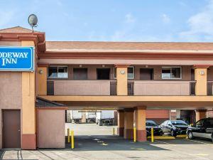 澤西市羅德威酒店(Rodeway Inn Jersey City)