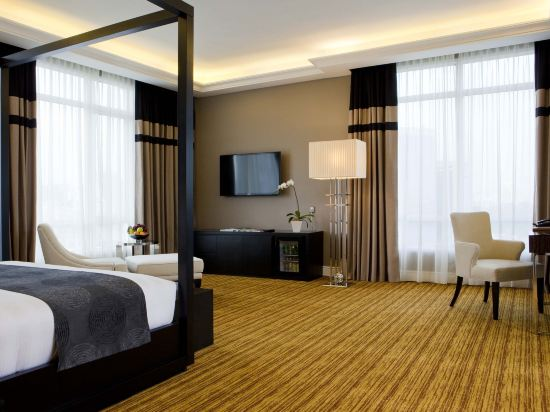 吉隆坡大華酒店 - 傲途格精選酒店(The Majestic Hotel Kuala Lumpur, Autograph Collection)至尊套房(塔翼)