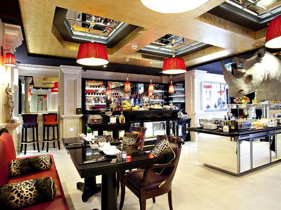 巴黎香榭麗舍安珀酒店(Maison Albar Hôtel Paris Champs Elysées)餐廳