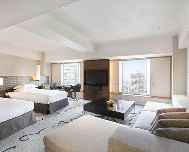 東京希爾頓酒店(Hilton Tokyo Hotel)