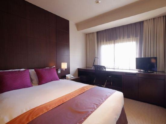 東京大都會東京城飯店(Hotel Metropolitan Edmont Tokyo)主樓小間大床房
