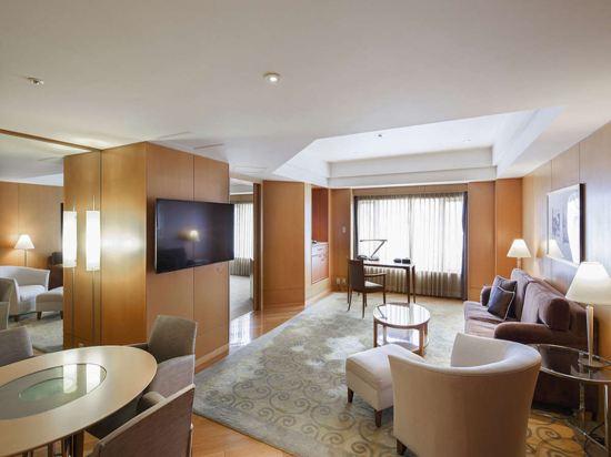 福岡君悅酒店(Grand Hyatt Fukuoka)君悅雙床套房