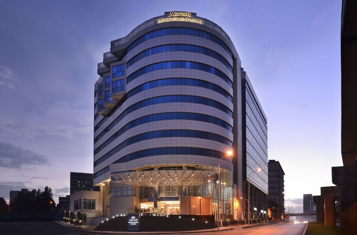 Marriott Executive Apartments Addis Ababa, Hotel reviews and