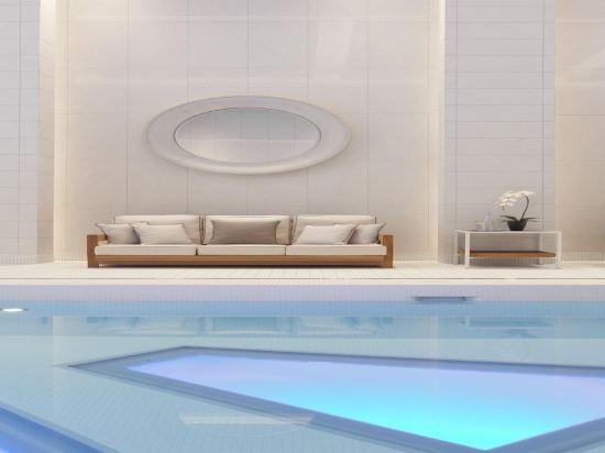 温哥華瑰麗酒店(Rosewood Hotel Georgia)室內游泳池