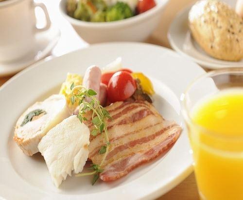 大阪心齋橋貝斯特韋斯特菲諾酒店(Best Western Hotel Fino Osaka Shinsaibashi)餐廳