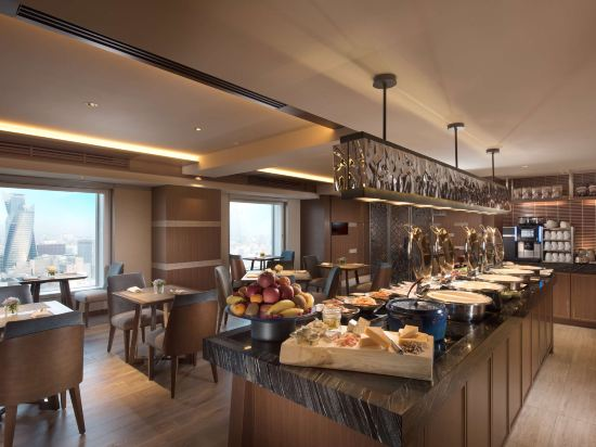 名古屋希爾頓酒店(Hilton Nagoya Hotel)行政酒廊