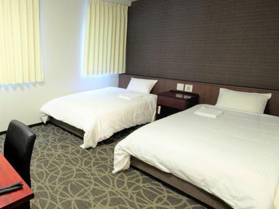 名古屋絲綢之樹酒店(Hotel Silk Tree Nagoya)雙床房