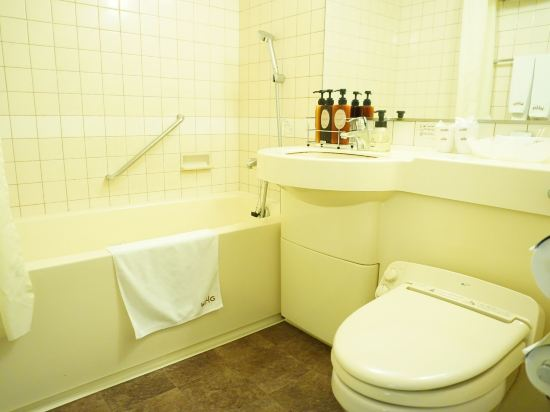 福岡運河城華盛頓酒店(Canal City Fukuoka Washington Hotel)標準雙床房