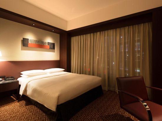福岡君悅酒店(Grand Hyatt Fukuoka)君悅大號床房