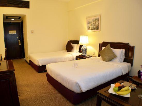 新加坡大太平洋酒店(Hotel Grand Pacific Singapore)豪華房