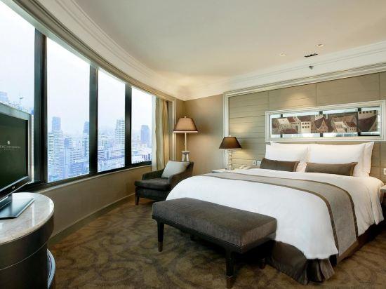 曼谷洲際酒店(InterContinental Bangkok)俱樂部套房