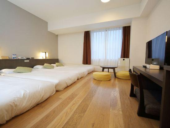 東京灣有明華盛頓酒店(Tokyo Bay Ariake Washington Hotel)家庭地板房