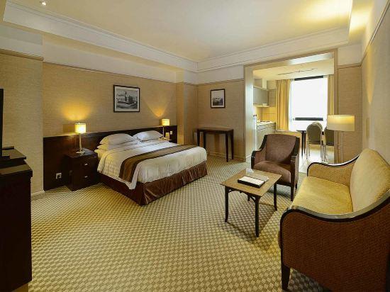 太平洋麗晶套房酒店(Pacific Regency Hotel Suites)尊貴豪華套房
