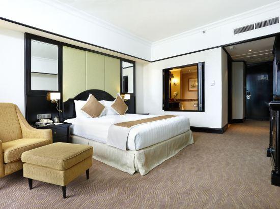 哥打京那巴魯絲綢太平洋酒店(The Pacific Sutera)俱樂部高爾夫景房