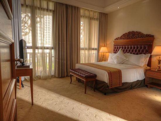 吉隆坡皇家朱蘭酒店(Royale Chulan Kuala Lumpur)豪華房