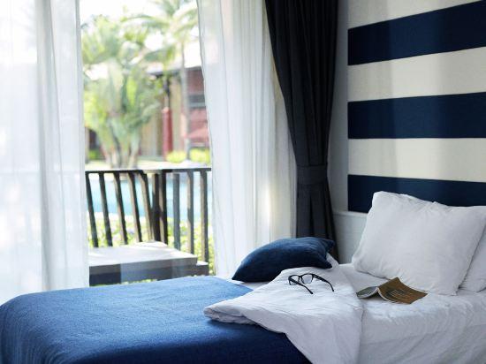 華欣世外桃源酒店(Escape Hua Hin Hotel)池畔豪華房