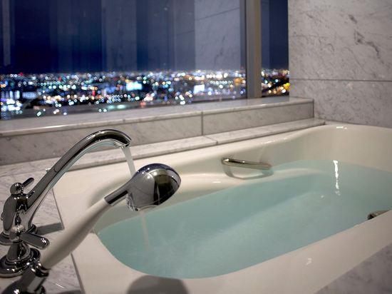 京阪環球塔酒店(Hotel Keihan Universal Tower)塔樓豪華家庭房