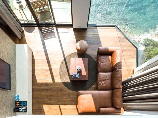 達拉海角度假酒店(Cape Dara Resort)高級複合式套房