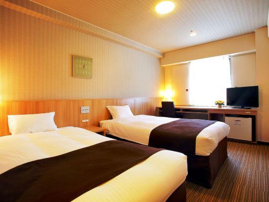 札幌站前Nest酒店(Nest Hotel Sapporo Ekimae)標準雙床房
