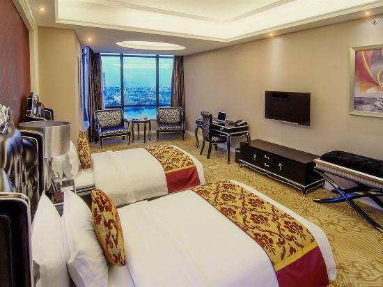 輝煌酒店(Brilliant Hotel)標準雙床房(無景)