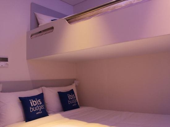 首爾東大門大使宜必思快捷酒店(Ibis Budget Ambassador Seoul Dongdaemun)家庭三人房